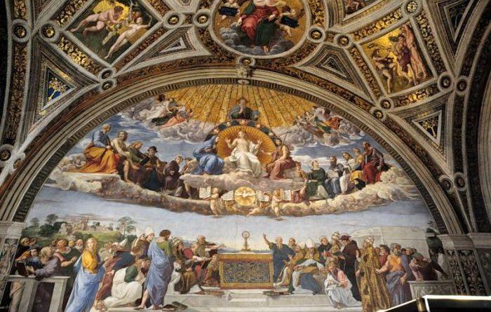6 достопримечательностей Рима, бесплатных для посещения.