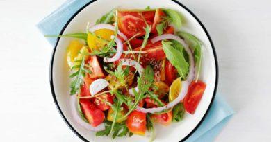 6 простых белковых салатов.