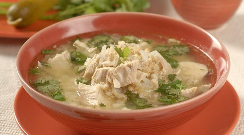 Таронский суп.