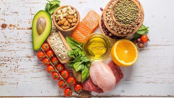 DASH диета – питание для сердца.