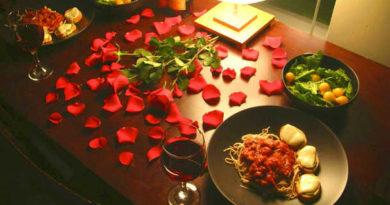 Что приготовить на романтический ужин для самого лучшего мужчины?