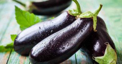 6 здоровых причин есть как можно больше баклажанов
