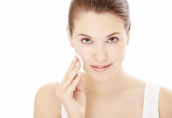 Как освежить и очистить кожу лица.