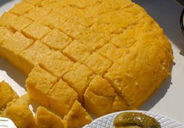 Рецепт мамалыги по-молдавски из кукурузной крупы