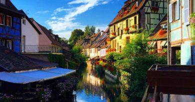 Достопримечательности Эльзаса: Страсбург, Кольмар и дорога вин.
