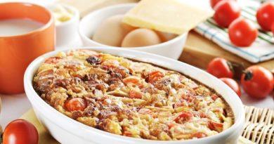Рецепт лазаньи с овощами: насладись итальянской кухней.