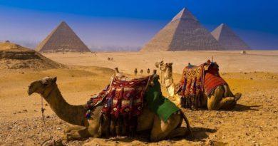 50 интересных фактов о Египте.
