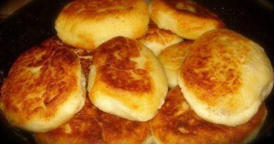 Нежные картофельные зразы