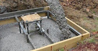 Какой бетон нужен для фундамента - разновидности бетонных составов.