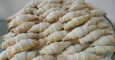 Мутаки с грецкими орехами