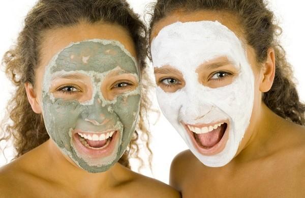 Глиняные маски для лица и тела