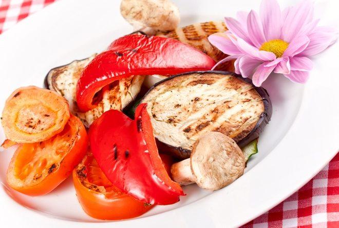 Как запечь овощи?