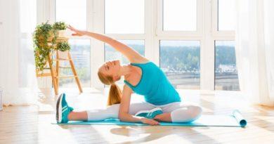 Домашние занятия фитнесом: секреты эффективных упражнений.