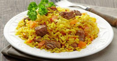 Секреты приготовления, пропорции риса и воды для идеального плова.