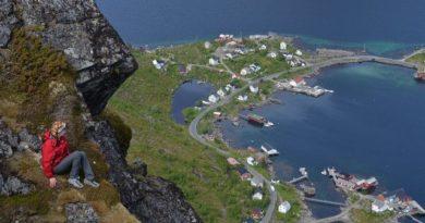 Что посмотреть на Лофотенских островах.