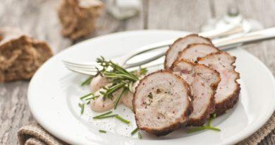 Куриное филе: рецепты аппетитных рулетиков.