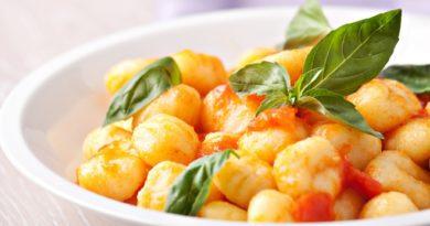 Картофельные ньокки: оригинальный рецепт итальянского блюда.