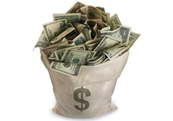 Закон Паркинсона – обращение с деньгами.
