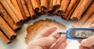 Домашнее средство для снижения уровня сахара в крови. Вам поможет эта специя!