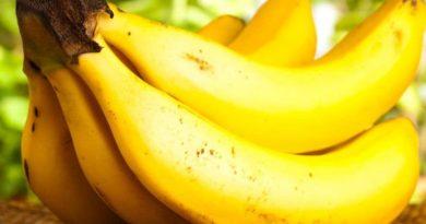 Пользa бананoв