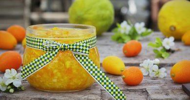 Рецепт вкусного мандаринового джема