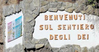 """Тропа богов"", Амальфитана. Италия."