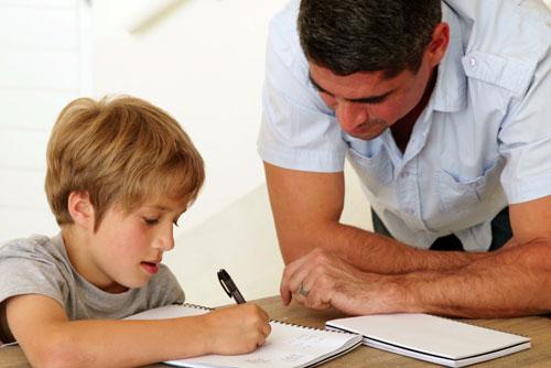 Как добиться хороших оценок у детей