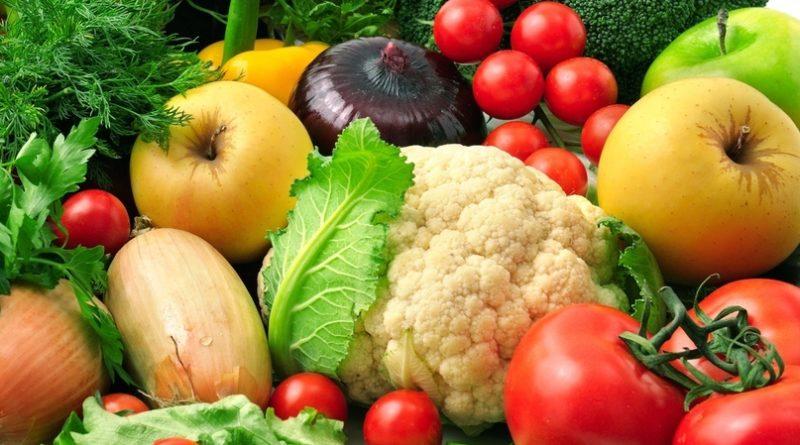 38 основных продукта для правильного питания.