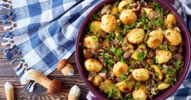 Блюда из молодой картошки: три вкусных рецепта