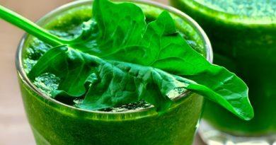 4 смузи, которые помогут вывести токсины