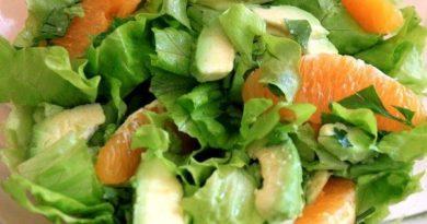 5 легких овощных салатиков для тонкой талии и прекрасного самочувствия