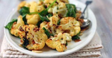 Блюда из цветной капусты: 3 вкусных рецепта