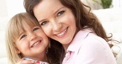 Как воспитать хорошую дочь?