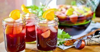 Напитки для хорошего метаболизма