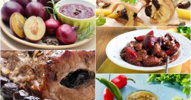 Рецепты из сливы: 5 блюд