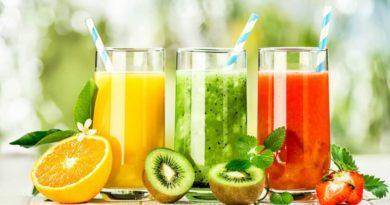 10 вкусных фреш-напитков на все случаи жизни
