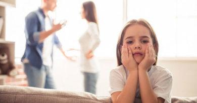 Нужно ли скрывать негативные эмоции перед детьми