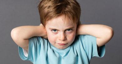 Демонстративное поведение у детей