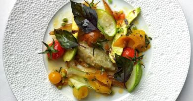 Рататуй-блюдо провинциальной французской кухни