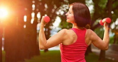 Фитнес, когда тебе за 40