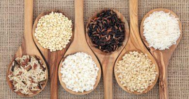 Как правильно выбрать хороший рис для разных блюд