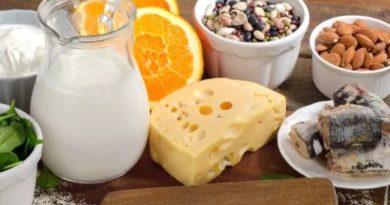 В каких продуктах питания кальция больше, чем в стакане молока?