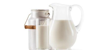 С какими продуктами сочетать молоко?