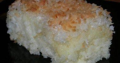 Вкуснейший кокосовый пирог