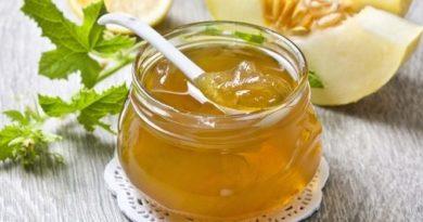 Варенье из дыни: ароматный рецепт