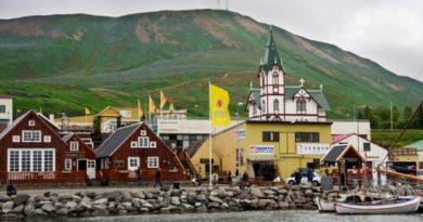 Исландия: рай, который создали в аду