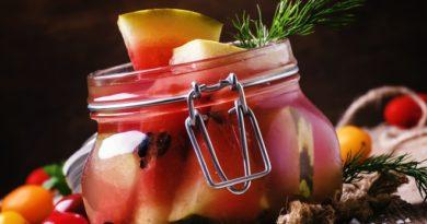 Квашеные арбузы: рецепт оригинальной закуски