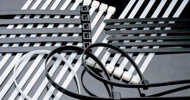 Чем полезны кабельные стяжки