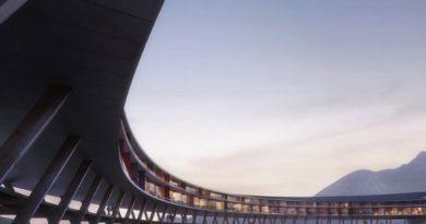 Энергоемкий отель за полярным кругом