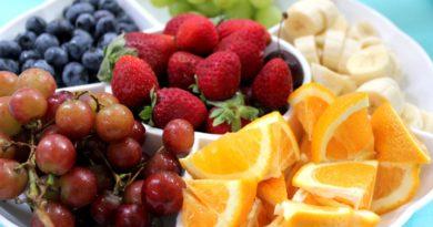 Как правильно есть фрукты: Правила этикета